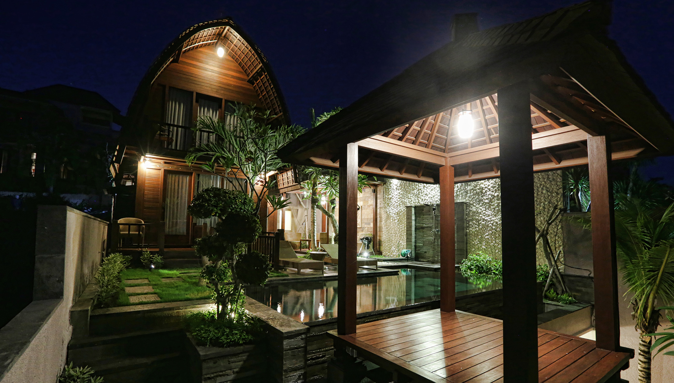 Jimbaran villas for ren